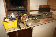 Workshop Tools Including Toolboxes , Scale & Battery Charger