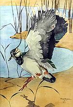 ***Ralston Gudgeon (1910-1984) - Watercolour -