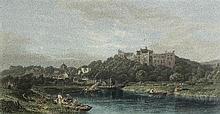 John Godfrey (circa 1817 - died 1889) - Coloured