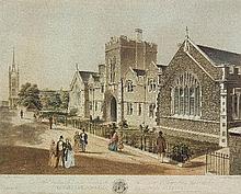 J. S. Clay and W. Saxby (19th Century British) -