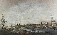 Robert Dodd (1748-1816) - Coloured lithograph -