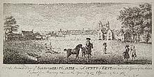 James Peak (fl. mid 18th Century) - Engraving -