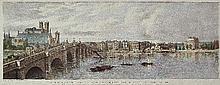 Thomas Mann Baynes (1794-1854) - A series of nine