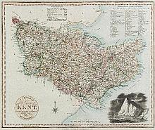Thomas Dix (fl.1799-1821) - Coloured engraving -