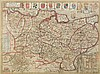 John Speed (1552-1529) - Coloured engraving -
