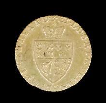 A George III 1793 Spade Half Guinea (Fair)