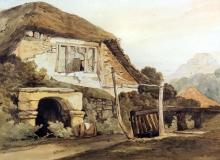 Samuel Prout (1783-1852) - Watercolour -