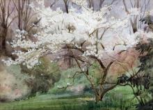 Margaret Waterfield (late 19th/early 20th Century) - Watercolour -