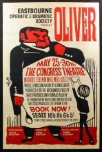 Ben Sands (born 1920) - poster -