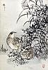 Kono Bairei (1844-1895) - Pair of Japanese