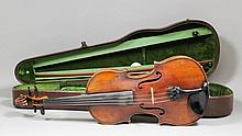 A late 19th/early 20th Century German violin with