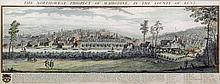 Samuel and Nathaniel Buck (1696-1779 and 1695- 1775) - Coloured engraving -