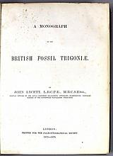 A Monograph of the British Fossil Trigoniae by