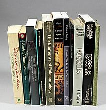 A quantity of approximately forty five books on