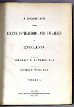 A monograph on the Eocene Cephalopoda and