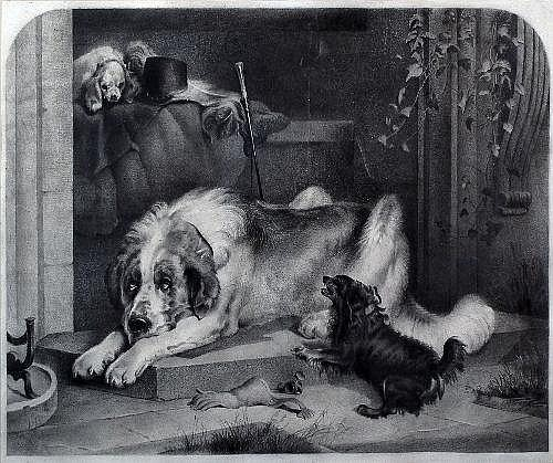 Attributed to Thomas Landseer (1795-1880) - Pencil