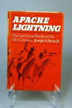 Apache Lightning, by Joseph A. Stout, Jr., 1974