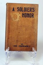 A Soldier's Honor with Reminiscences of Major-General Earl Van Dorn, By His Comrades, 1902