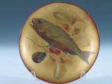 Japanese Lacquer Dish