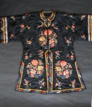 Antique Chinese Silk Jacket