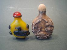 ANTIQUE Chinese snuff bottles, 19th C. 3