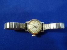 ANTIQUE WALTHAM ENAMEL MECHANICAL WATCH WOMEN'S