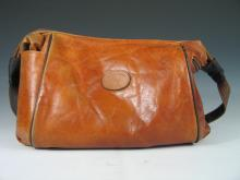 Western Leather Landy Hand Bag
