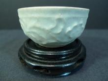ANTIQUE CHINESE QINGBAI PORCELAIN BOWL YUAN DYNASTY