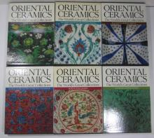 THE WORLD'S GREAT COLLECTIONS: ORIENTAL CERAMICS (12 VOLS)