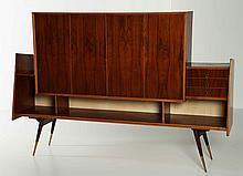 PONTI GIO' (1891 - 1979) Living room cabinet.