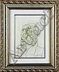 ROGNONI FRANCO (1913 - 1999) Senza titolo