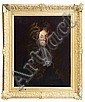 JUSTINA (XVII-XVIII SECOLO) Ritratto di Leonard