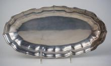 Birks Sterling Silver Bread Tray