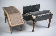 Two Gout Stools