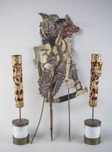 Three Indonesian Decorations