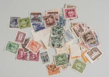 Group of Chinese Postage Stamps