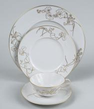 KPM Porcelain Dinner Service