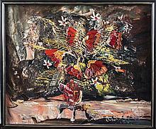 Morris Katz (Polish/American, 1932-2010)   *