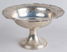 International Sterling Silver Compote