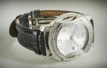 G-Ice Diamond Watch   *