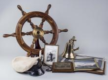 Group of Ship Photographs and Ephemera