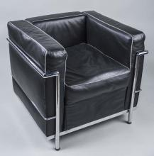 Corbusier LC2 Lounge Chair