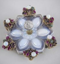 Jewelled Pin