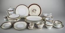 Royal Embassy Porcelain Dinner Service