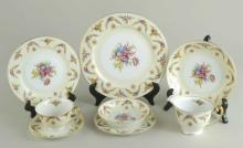 Japanese Porcelain Dinner Service