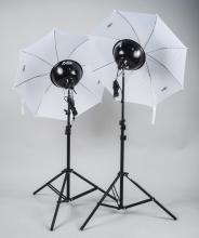Smith Victor Two Light Portrait Kit