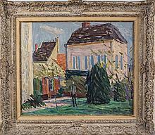 Émile Sabouraud  (French, 1900 - 1996)