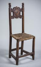 Spanish Hall Chair
