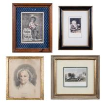 Four Decorative Pictures