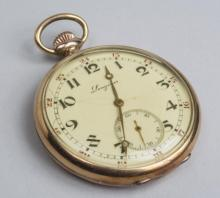 Longines Gold Pocket Watch   *